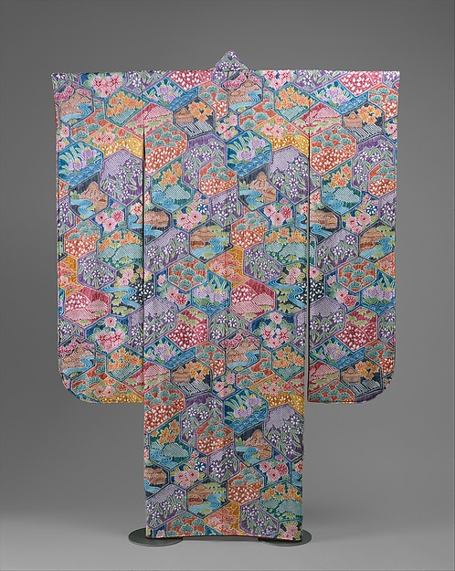 Tokuseu Hitome Sohshibori Hon Furisode