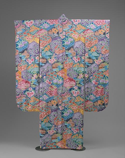 Tokuseu Hitome Sohshibori Hon Furisode