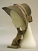 Poke bonnet