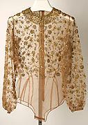 Evening blouse
