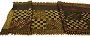 Embroidered Men's Raffia Wrapper