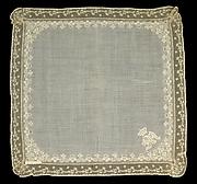 Court presentation handkerchief