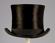 Evening top hat