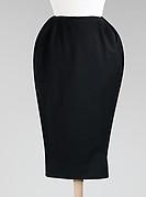 """""""Peg-Top Suit Skirt"""""""
