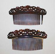 Side comb