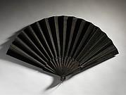 Mourning fan