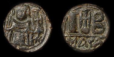 12 Nummi of Byzantine Style