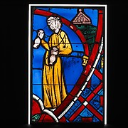 Woman Dispensing Poison from the Legend of Saint Germain of Paris