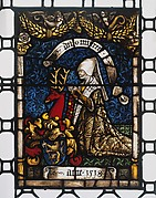 Heraldic Panel of Barbara von Zimmern