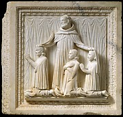 Presentation Scene with Saint Peter Martyr and Three Donors