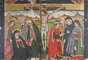Panel with The Crucifixion from Retable