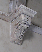 Foliate Corbel