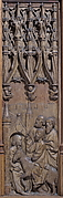 Panel with the Entry into Jerusalem