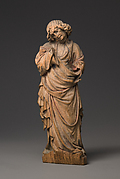 St. John the Evangelist, probably from a Crucifixion Group