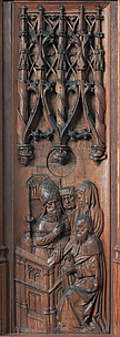 Panel with Joachim&#39;s Offering Rejected