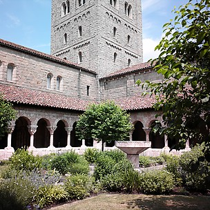 Cloister from Saint-Michel-de-Cuxa