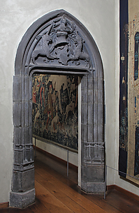 Unicorn Doorway