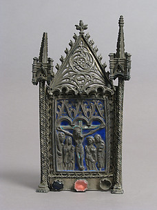 Pax with Crucifixion
