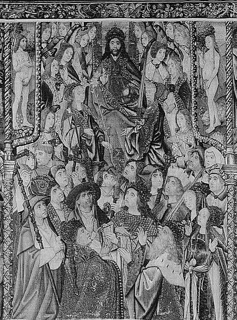 Christ the Judge on the Throne of Majesty (from Christ the Judge on the Throne of Majesty and Other Subjects)