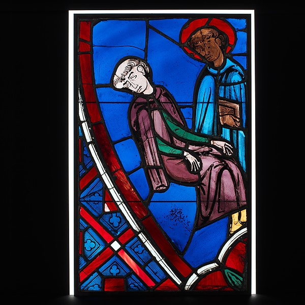 Vision of Saint Germain of Paris