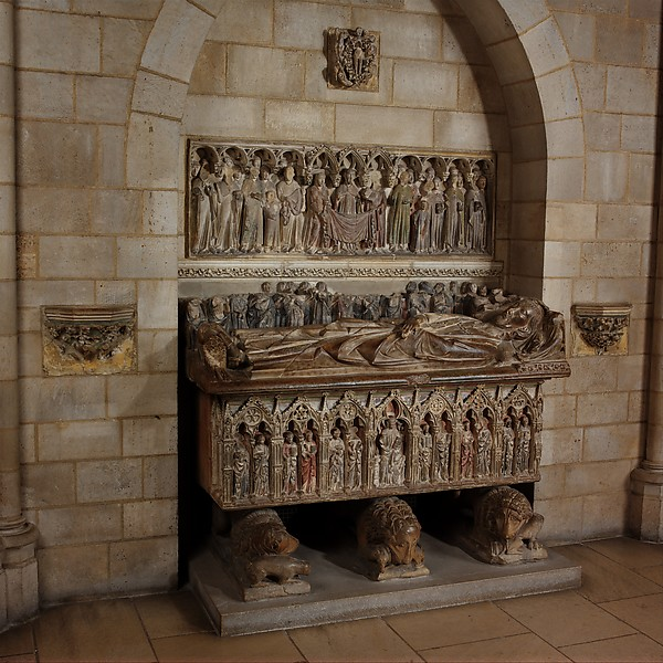 Sepulchral Monument of Ermengol VII, Count of Urgell