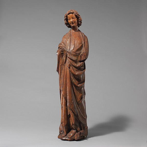 Altar Angel (one of a pair)