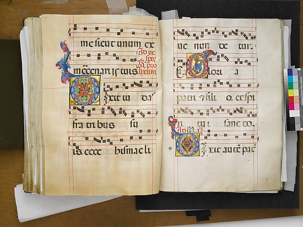 Benedictine Antiphonary