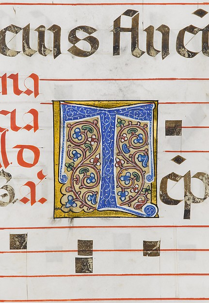Benedictine Antiphonary