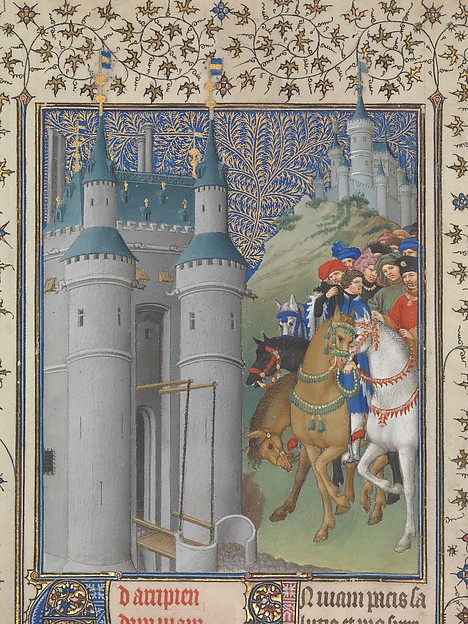 The Belles Heures of Jean de France, duc de Berry
