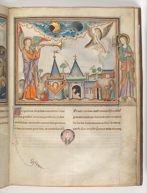 Manuscript of the Apocalypse