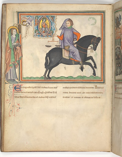 Manuscript of the Apocalypse