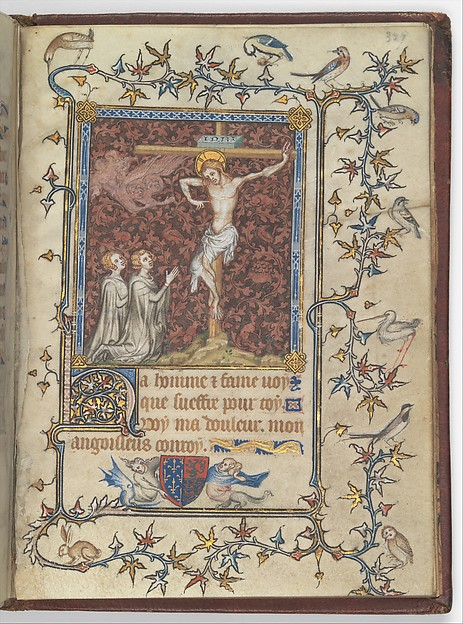 Psalter and Hours of Bonne of Luxembourg, Duchess of Normandy