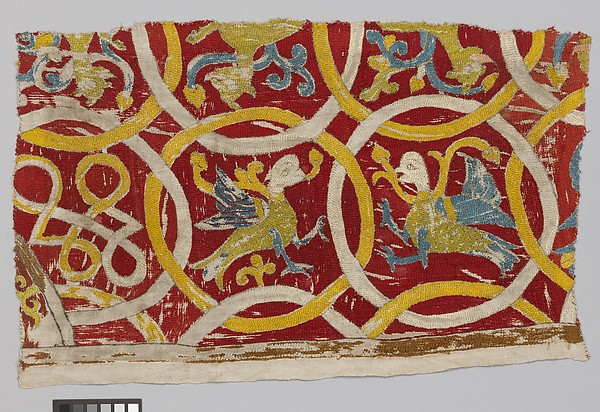 Embroidery Fragment
