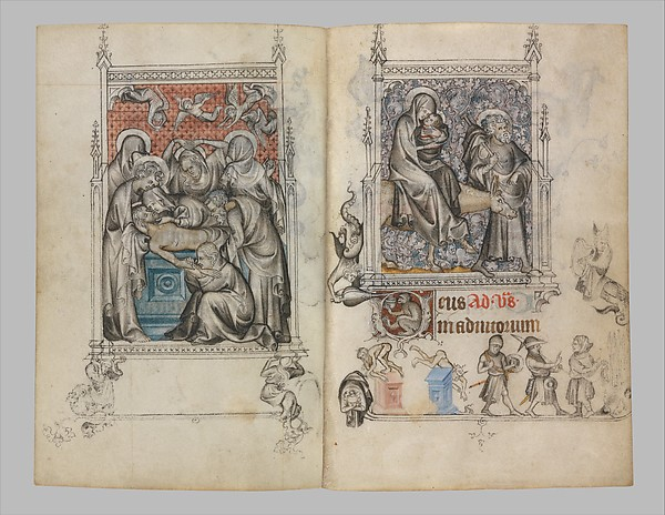 The Hours of Jeanne d'Evreux, Queen of France