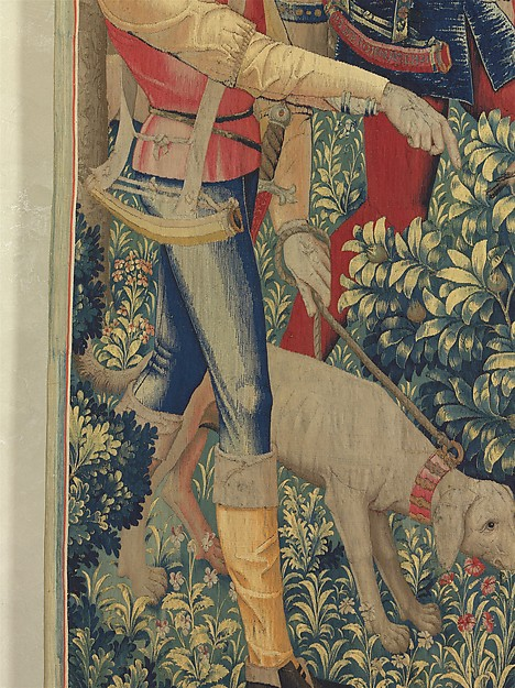 The Unicorn is Found (from the Unicorn Tapestries)