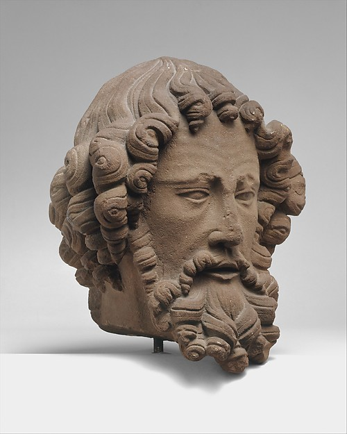 Head of an Apostle