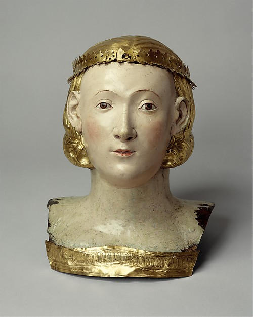 Reliquary Bust of Saint Juliana
