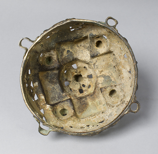 Cover of a Censer
