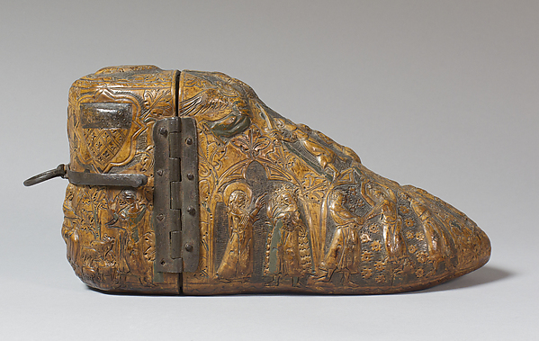 Shoe Reliquary