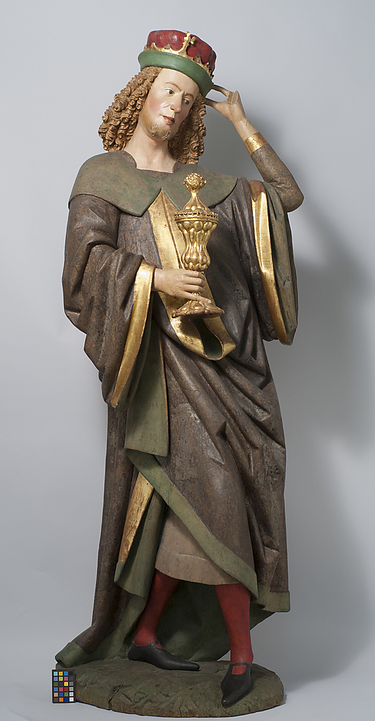 Balthasar of the Three Kings from an Adoration Group