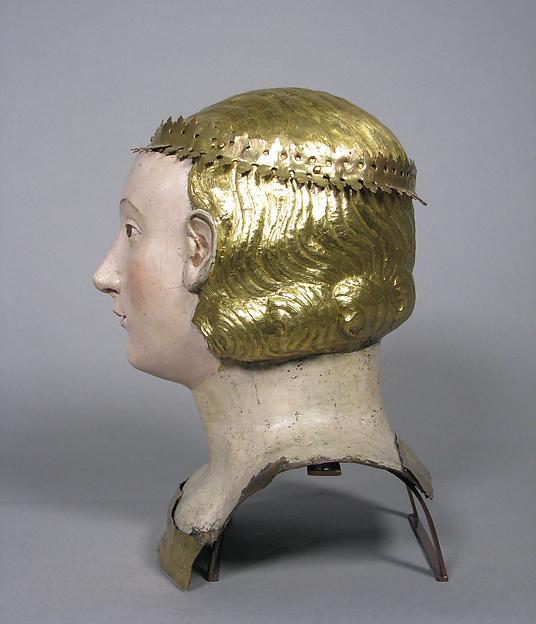Reliquary Bust of Saint Juliana
