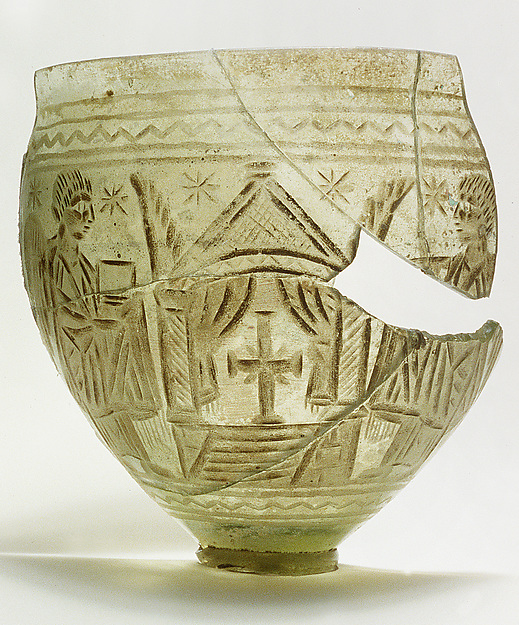 Chalice with Scenes of the Adoration of the Cross