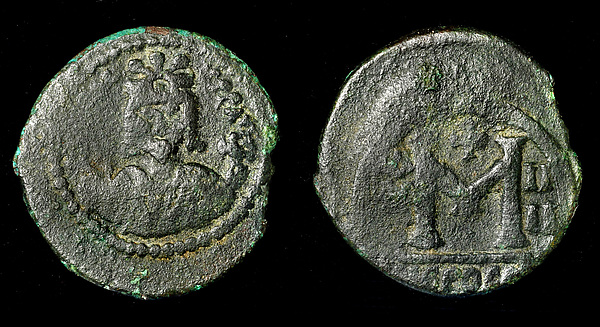 Follis of Heraclius