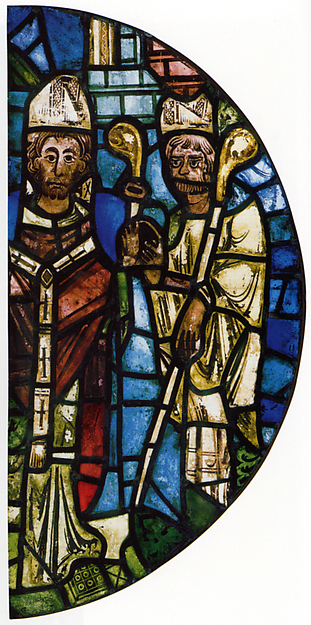 Saint Martial Founding the Cathedral of Saint-Pierre