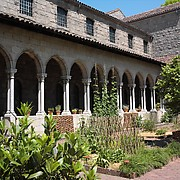 Cloister from Bonnefont-en-Comminges