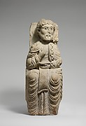 Seated Figure (Prophet or Apostle)