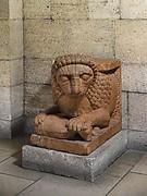 Stylobate Lion