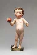 Christ Child with an Apple