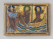 Plaque with the Calling of Saints Peter and Andrew