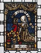 Heraldic Panel of Barbara von Zimmern